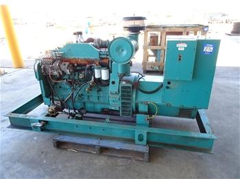 1997 Cummins 140DGFB 175 KVA Industrial Generator