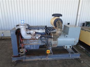2004 150 KVA Output Stationary Generator