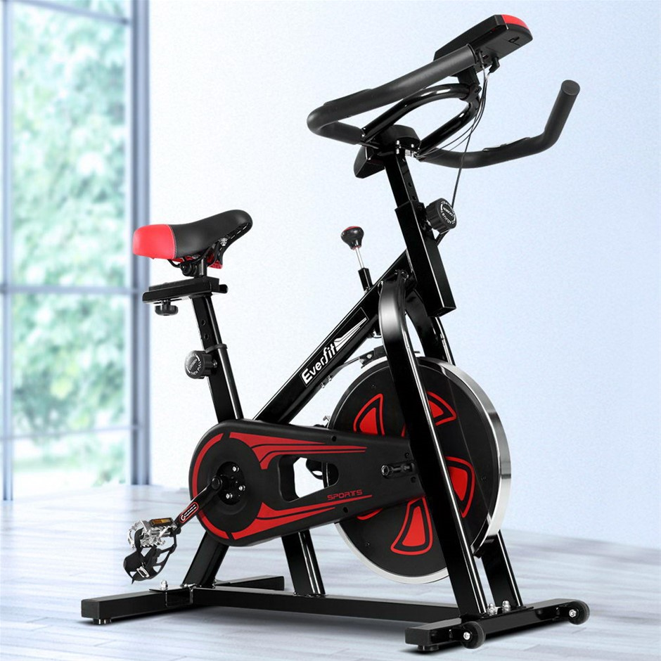 Everfit Spin Exercise Bike Cycling Fitness Commercial Home Workout