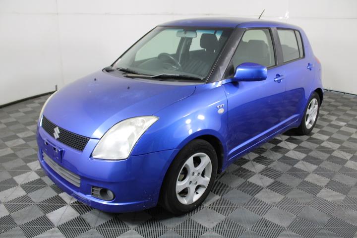 2004 Suzuki Swift EZ Hatchback