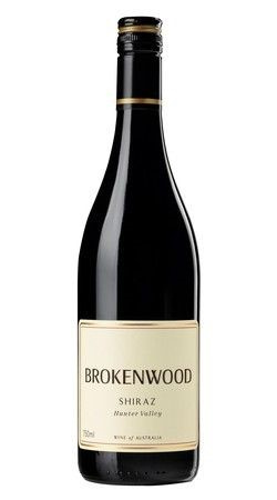 Brokenwood Hunter Shiraz 2018 (12x 750mL).