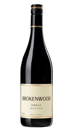 Brokenwood Hunter Shiraz 2018 (12x 750mL).