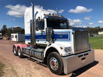 2012 Western Star 4800FX 6 x 4 Prime Mover Truck