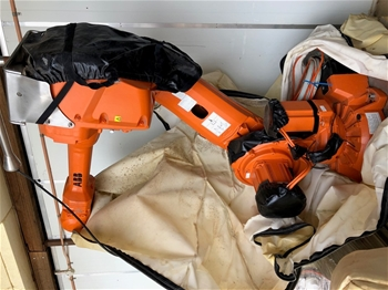 ABB Robot Package IRC5 Controller - IRB6650, IRB6640 & IRB6640