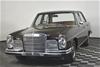 1971 Mercedes Benz 280SE 108 Series Automatic Sedan