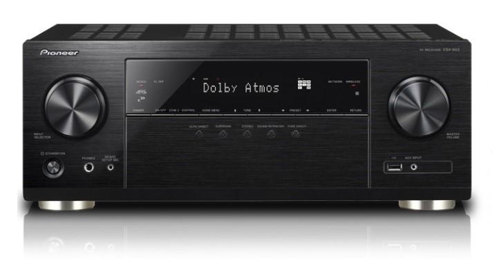 Pioneer Dolby Atmos AV Receiver - Model VSX-933