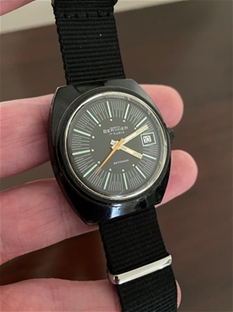 Rare French Vintage Watch