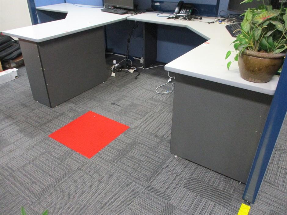 Qty of 2 Office Desks