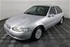 1998 Ford Falcon EL Futura Automatic Sedan