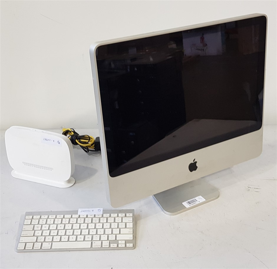 Apple iMac Model- A1224 Emc- 2133 20 Inch All In One Desktop Pc