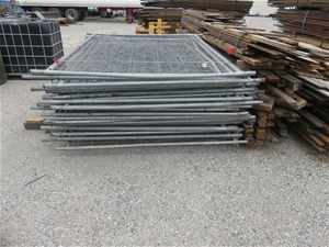 Temperary Fencing Approx. Length (mm): 2