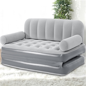 Bestway Multi-Max Air Bed Sofa With Side