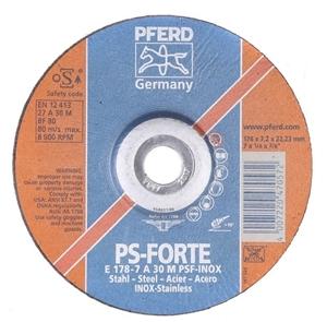 10 x PFERD Grinding & Cutting Discs for
