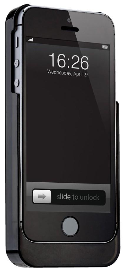 Sprint 3-1 iPhone 5 Hard Cover 1800 mAh Powerbank + Digital Breath analyser