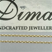 Dima Italian Gold Chain Collection