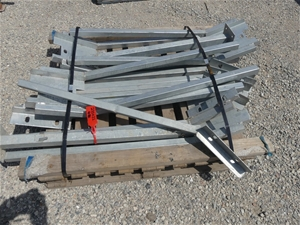 Posts Approx. Length (mm): 1200 Metal po