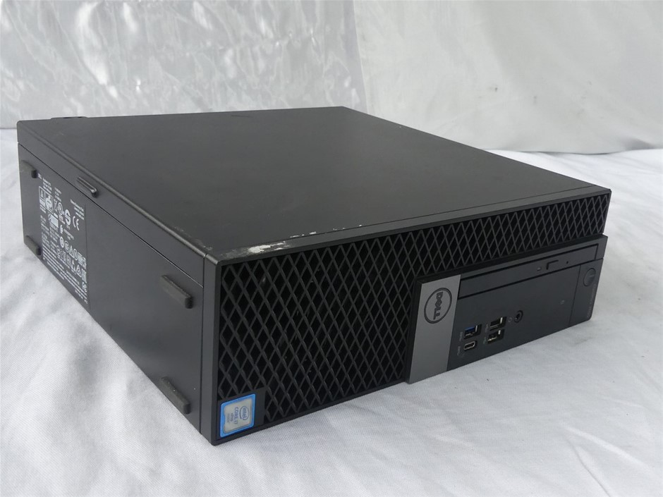Dell OptiPlex 7050 Small Form Factor (SFF) Desktop PC