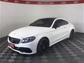 2018 MY19 Mercedes Benz C-Class C63 S AMG C205 Auto Coupe