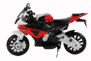 12V Kids Electric Ride-On BMW Motorcycle