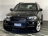 Unreserved 2009 BMW X5 35d E70 Turbo Diesel Automatic Wagon