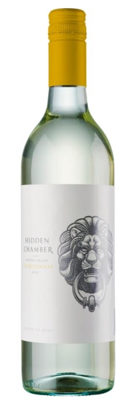 Hidden Chamber Chardonnay 2019 (12 x 750mL) Hunter Valley, NSW