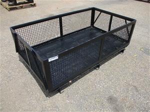 Steel Storage Crate