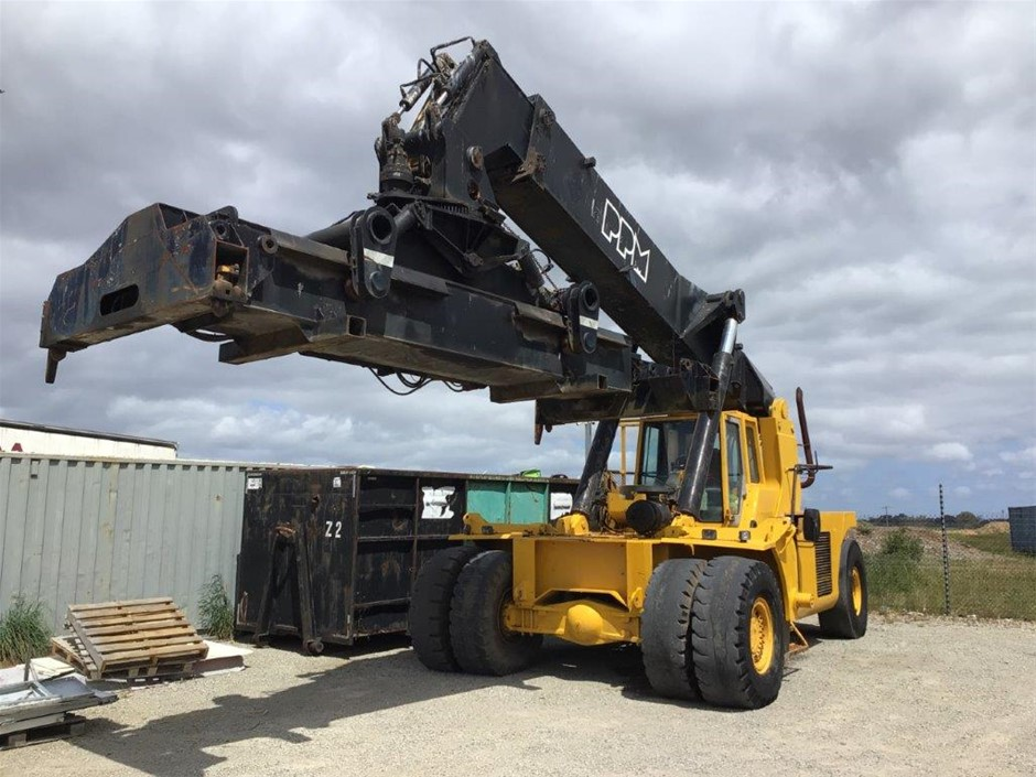 PPM Container Reach Stacker