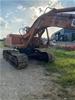 Hitachi UH083 Excavator