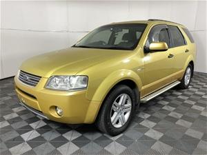 2005 Ford Territory Ghia (4x4) SX Automa