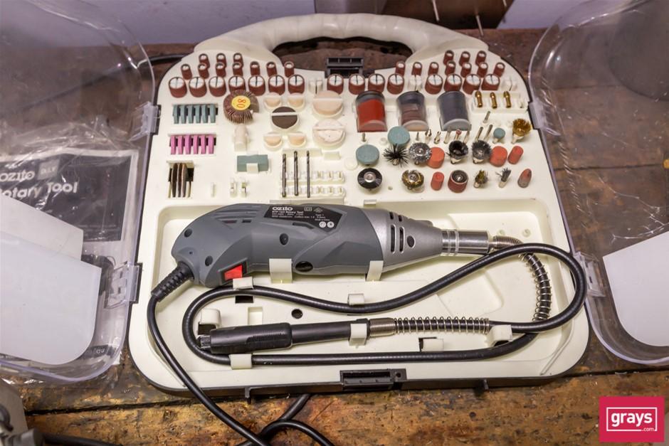 Ozito Rotary Tool Kit