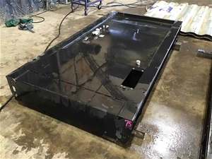 Steel Waste Oil Tank