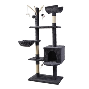 i.Pet Cat Tree Trees Scratching Post Tow