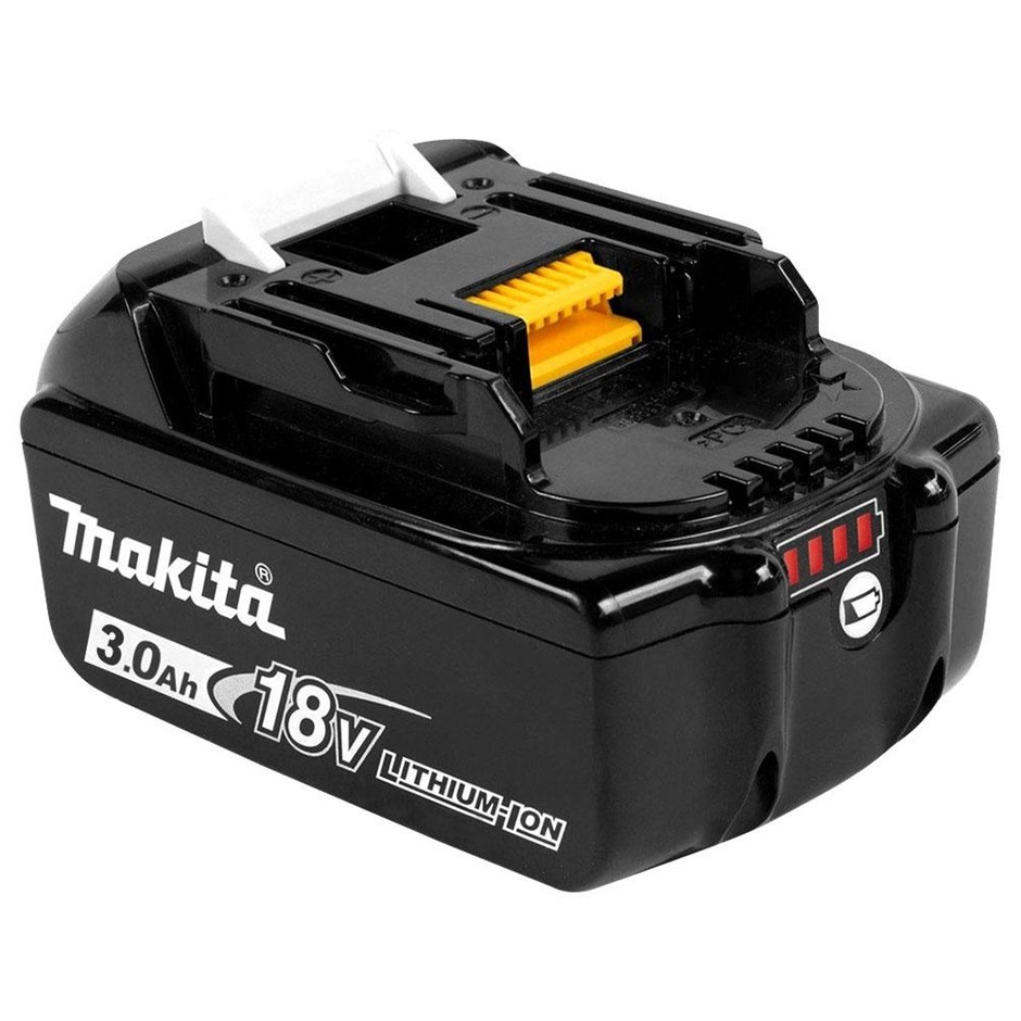 MAKITA 18V Li-Ion Battery 3.0Ah. Buyers Note - Discount Freight Rates Apply