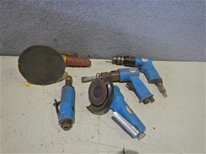 Air Operated Hand Tools