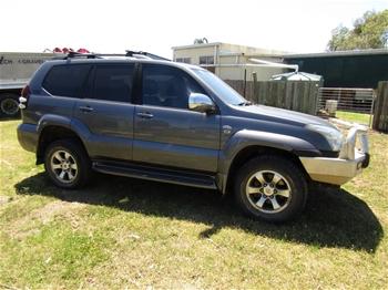 Toyota Prado 4WD Wagon