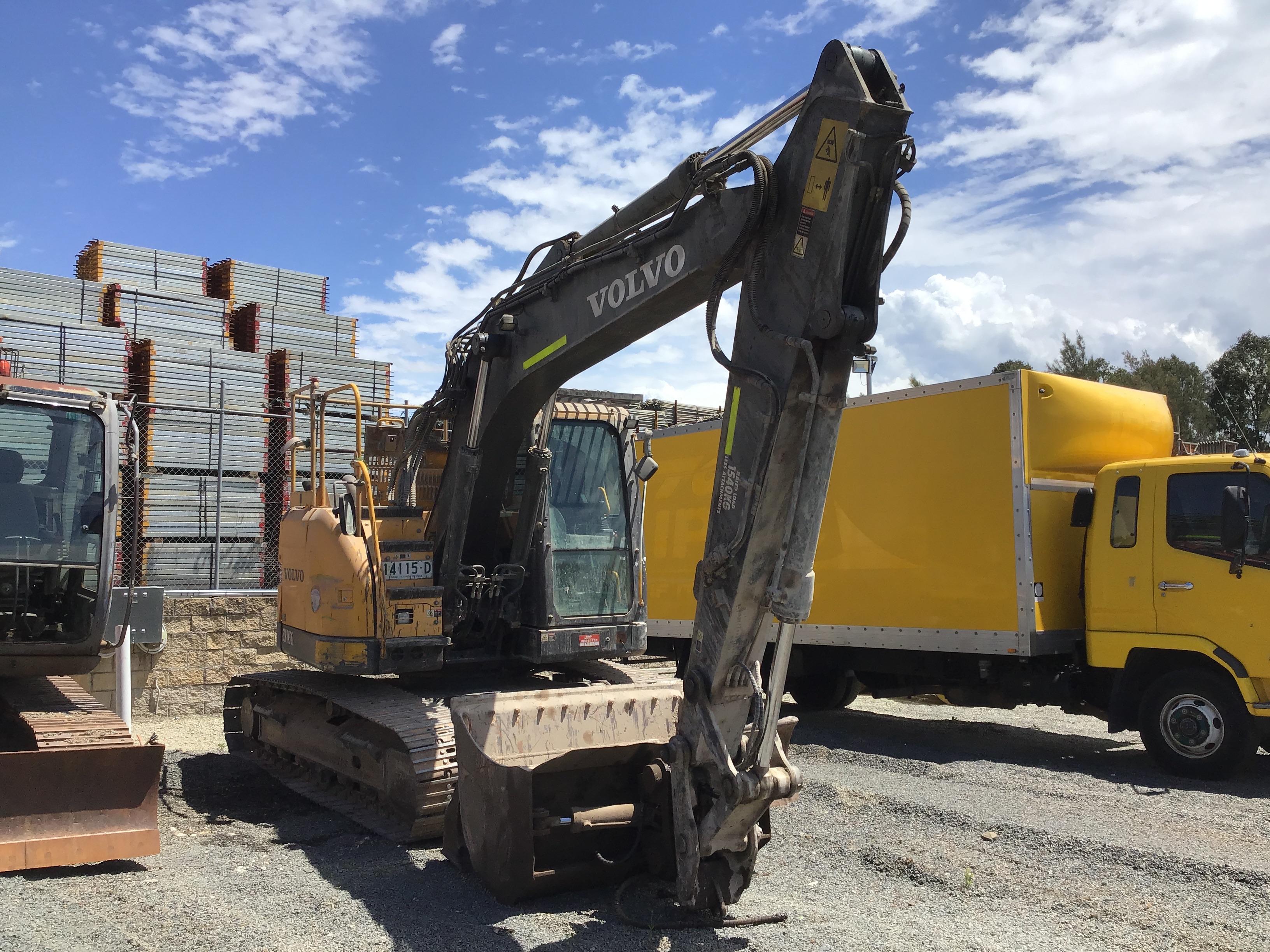 Volvo ECR145 Cl Hydraulic Excavator