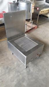 Stainless Steel Single Wok Burner