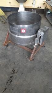 Stainless Steel Tilting Boiler