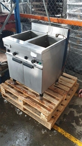 Stainless Steel Commercial Deep Fryer