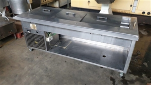 Stainless Steel Refrigerated Bench Top W
