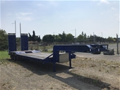 1998 Freighter Home Made Tandem Trailer Sale