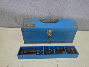 Steel Toolbox with Contents (Pooraka, SA
