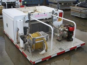 ICR Engineering Tray Exchange Fire Unit