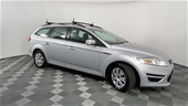 Unreserved 2012 Ford Mondeo LX TDCi MC T/Dsl Auto Wagon