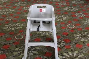 Plastic Kids High Chair (BID PRICE PER E