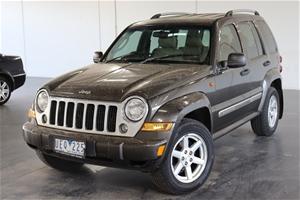 2006 Jeep Cherokee Limited (4x4) KJ Auto
