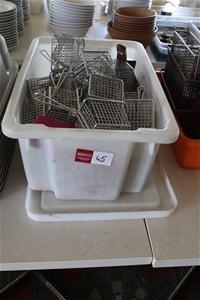 Assortment of Display Baskets