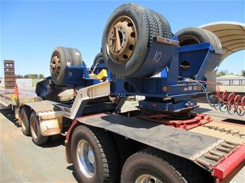 2013 Drake 2x4 DOL Low Loader Dolly