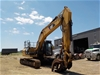 2013 Caterpillar 329DL Hydraulic Excavator