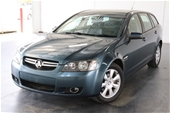 Unreserved 2008 Holden Berlina VE Automatic Wagon